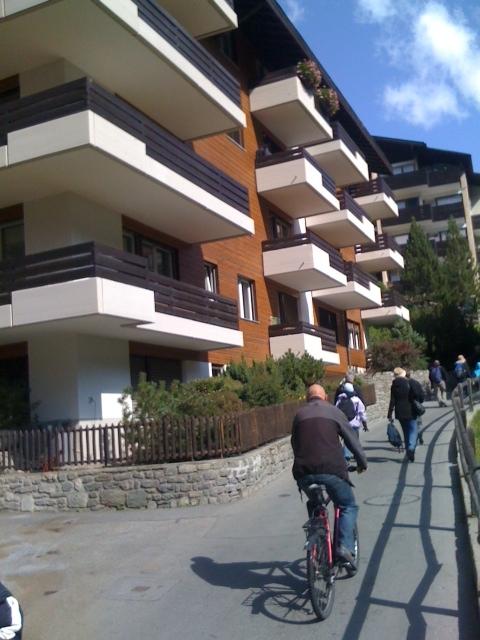 R Gie Des Princes Real Estate Business Zermatt